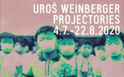 Exhibition | Uroš Weinberger: Projectories