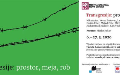 Exhibition | Transgressions: space, border, margin